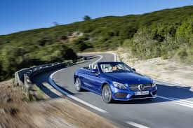 mercedes ads 2016 new mercedes benz c class cabrio on sale in the uk from 36 200