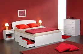chambre blanche et chambre moderne noir et blanc maison design bahbe com