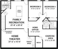 home plans with basements house plans basement optional basement plan nghiahoa info