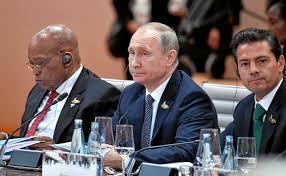 Russian Cabinet Putin Had No Influence In Zuma Cabinet Reshuffle Russian Embassy