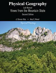 physical geography lab manual views from the mountain state