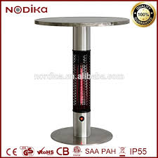 Patio Table Heaters Heated Patio Table Heated Patio Table Suppliers And Manufacturers