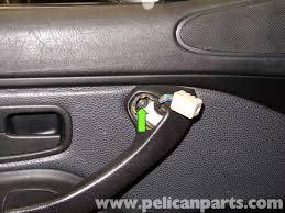 bmw door panel bmw z3 door panel replacement 1996 2002 pelican parts diy