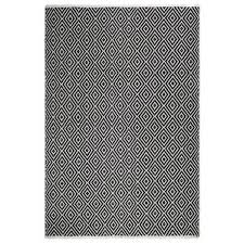 Checkered Area Rug Black And White Modern Area Rugs Allmodern