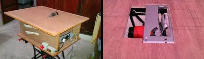use circular saw as table saw homemade table saw starts with circular saw hackaday