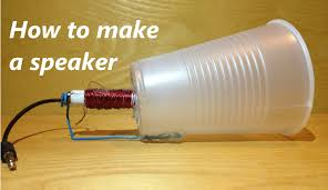 how to how to make a speaker youtube