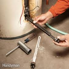 gas water heater without pilot light how to fix a water heater pilot light family handyman