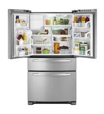 whirlpool gz25fsrxyy french door refrigerator with 25 cu ft