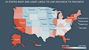 which state has the lowest cost of living from california to new york the cost of living across america