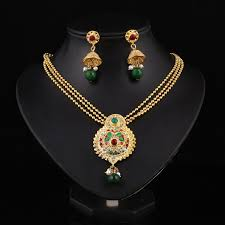 wedding gold sets hesiod indian wedding jewelry sets gold color multi