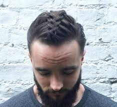viking hairstyles for men vikings is showing us all how to rock the man bun the right way