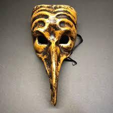 venetian bird mask authentic venetian bird mask on carousell