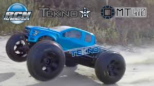 what happened to bigfoot the monster truck tekno mt410 monster truck running video the rcnetwork