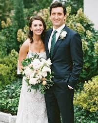 wedding pictures a fashionable country club wedding in st louis martha stewart