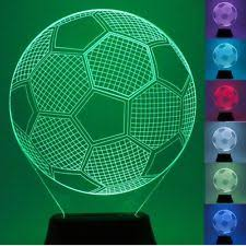 football lamp ebay