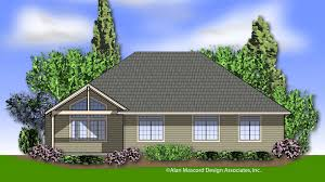 mascord house plan b1231fa the sutton