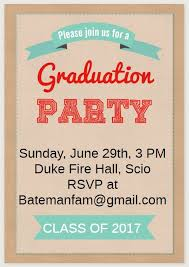 8th grade graduation invitations 33 free printable graduation invitations templates
