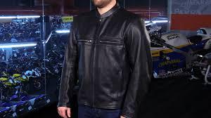 vented leather motorcycle jacket black brand fahrenheit kooltek vented leather motorcycle jacket
