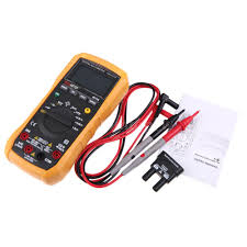 peakmeter my68 digital multimeter auto manual range ac dc voltage