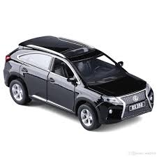 lexus car black 2018 1 32 lexus rx350 diecast car model toy white black acousto