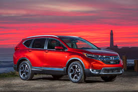 american honda motor co inc 2017 honda cr v touring first drive review automobile magazine
