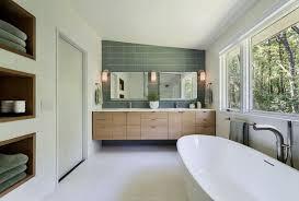 appealing mid century modern bathroom vanity and mid century