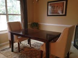 World Market Dining Room Table by Behind The Big Green Door A Dining Room Makeover Surprise For Mom