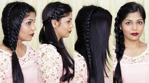 a quick and easy hairstyle i can fo myself 4 quick easy hairstyles heatless indian hairstyles