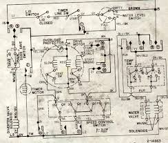 ge washing machine motor wiring diagram wiring diagram and