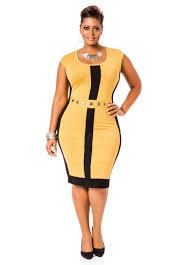 stewart dresses day colorblock bodycon plus size