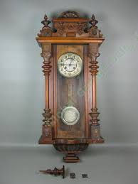 Ethan Allen Grandfather Clock Clocks Watches Sold By Global Garage Sale