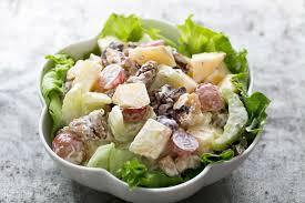 waldorf salad recipe simplyrecipes com