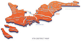 Los Angeles District Map by Los Angeles County U0027s 4th District Supervisor Janice Hahn