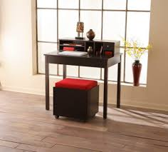 appealing computer desks for small spaces manufactured wood and