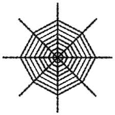 spider web coloring pages excellent number names worksheets