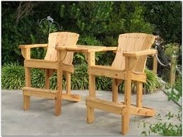 Adirondack Chairs Blueprints Patio Awesome Tall Deck Chairs 10 Tall Deck Chairs Plans To