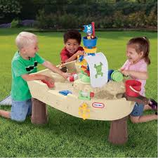 Water Table Toddler Anchors Away Pirate Ship At Little Tikes