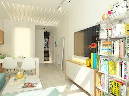 Square Meter To Sq Ft by Small 29 Square Meter 312 Sq Ft Apartment Design