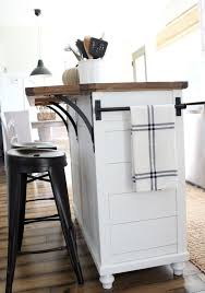 kitchen islands pinterest skinny kitchen island 16
