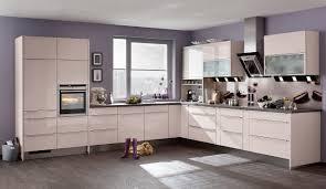 küche wandfarbe moderne einbauküche bavaria 2167 kaschmir hochglanz küchen quelle