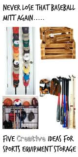 this is the perfect storage idea to get all of your baseballs and