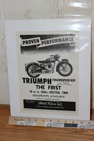 184 best vintage triumph motorcycles images on pinterest triumph