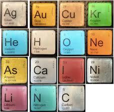 radioactive elements on the periodic table hypoallergenic vegan soaps shaped like chemical elements from the