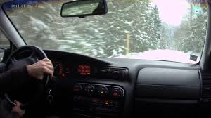 opel omega 2014 opel omega 3 0 v6 sport snow fun youtube