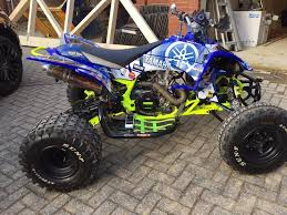 yamaha yfz 450 road legal quad 1 off in oxford oxfordshire