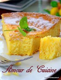 cuisine fr moelleux au citron amour de cuisine