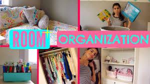 room organization hacks tips desk closet bed shelves etc