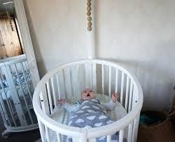 Oval Crib Bedding Stokke Oval Crib Bedding