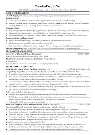 Scientist Resume Examples by Science Internship Resume Mechanical Engineering Internship