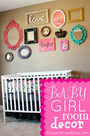 Baby Girl Room Ideas Decorating Super Cute Idea For A Little - Baby girl bedroom ideas decorating